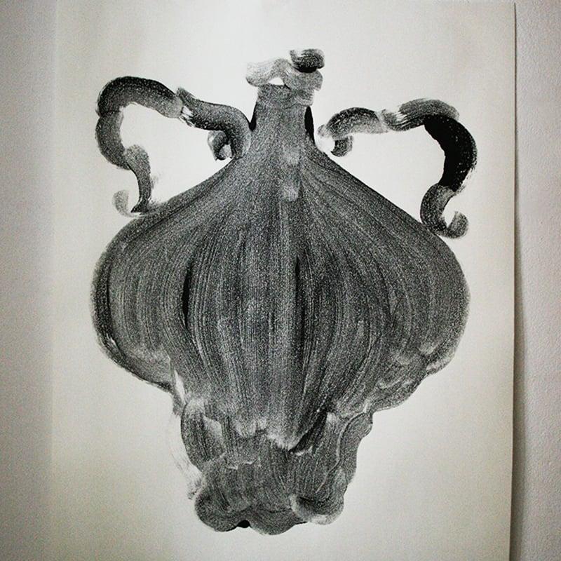 Image of Monoprint Pot