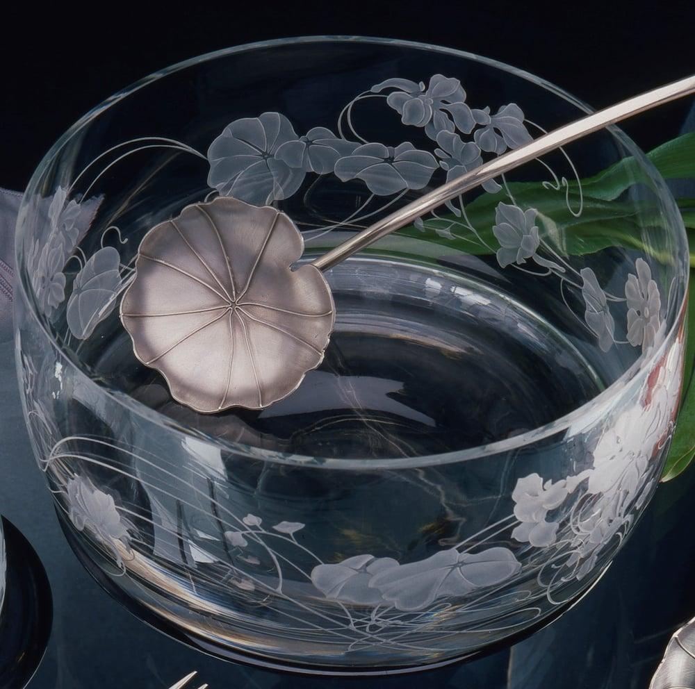 Image of Nasturtium Salad Bowl