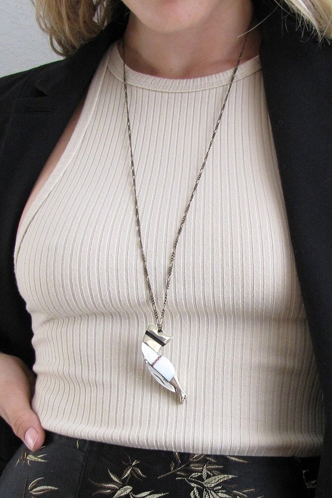 Image of Leg Knife Necklace
