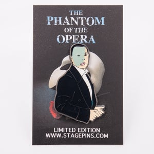 The Phantom From The Phantom Of The Opera