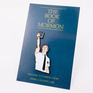 Elder Price From Book Of Mormon