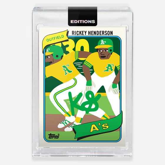 Image of 1980 Rickey 'Green'