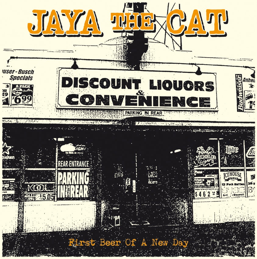 Image of Jaya the Cat - First Beer of a New Day LP (IMPORT)