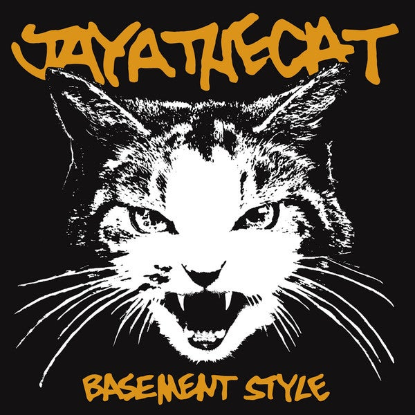 Image of Jaya the Cat - Basement Style LP (IMPORT)