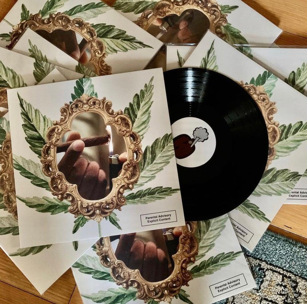 """""""100 Blunts in Venice"""" DELUXE Vinyl (Signed x Numbered) + Digital Download"""