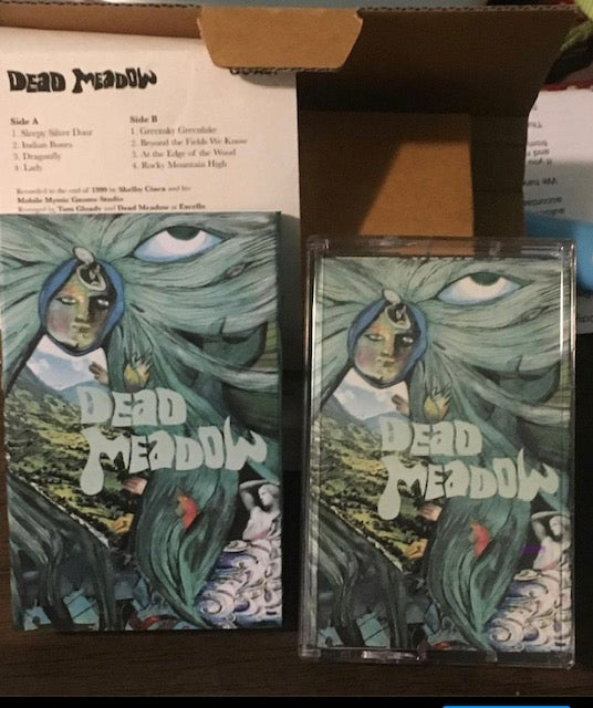 Image of Dead Meadow s/t cassette (Indonesian release)