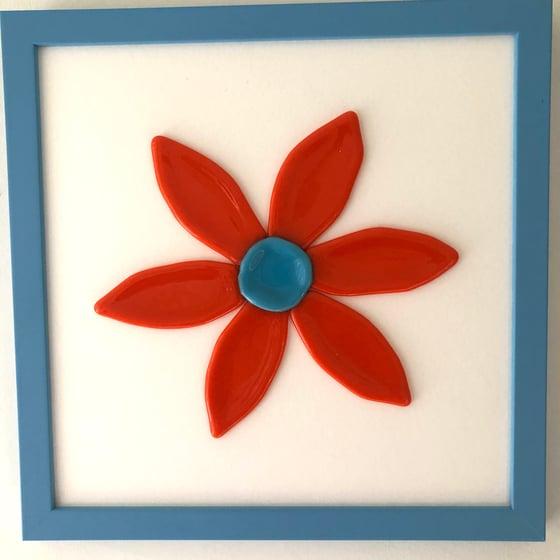 Image of Framed wallflower