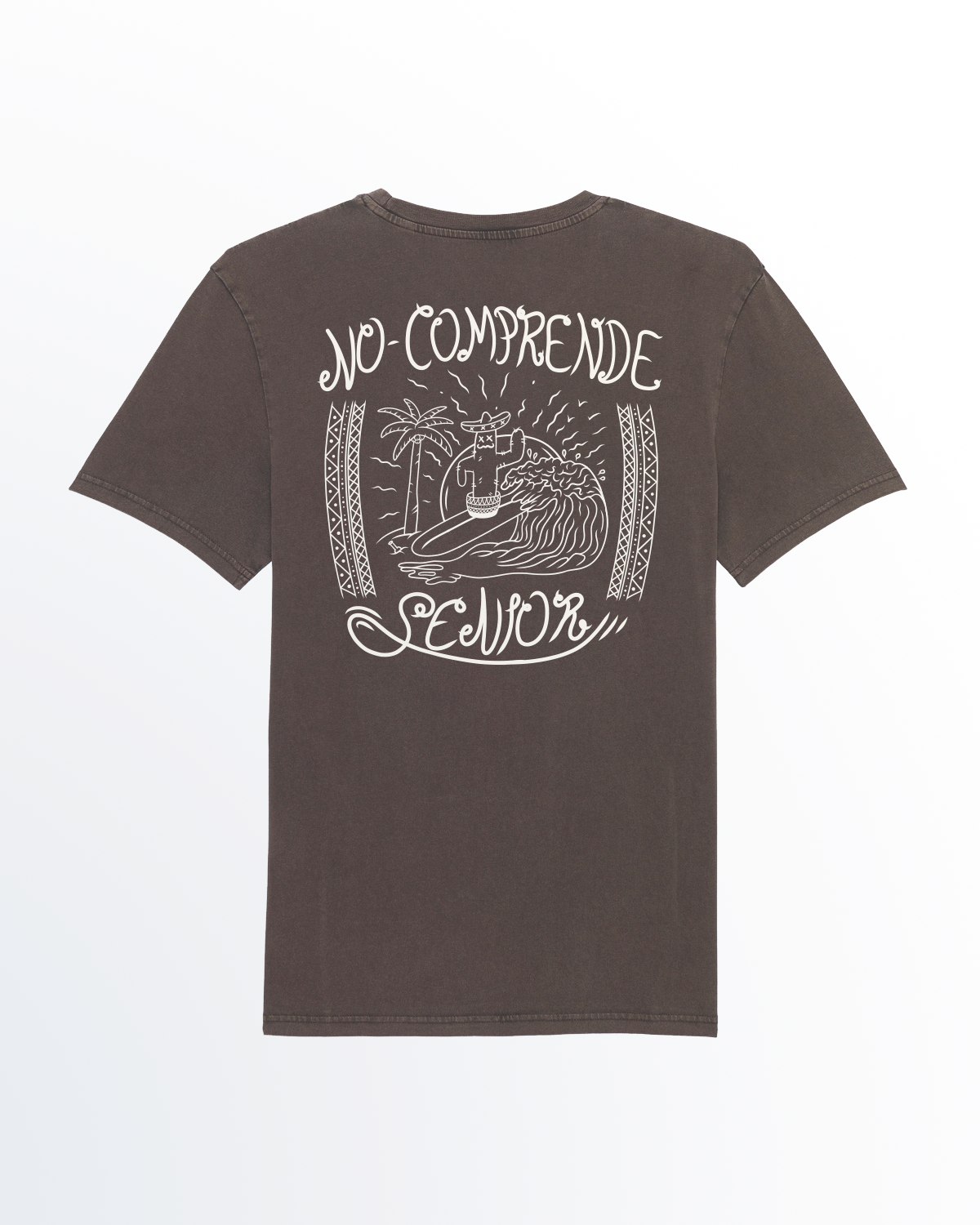 """No Comprende Senior"" T-Shirt"