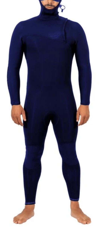 Image of Janga Winter Suit PHANTOM BLOT BLUE