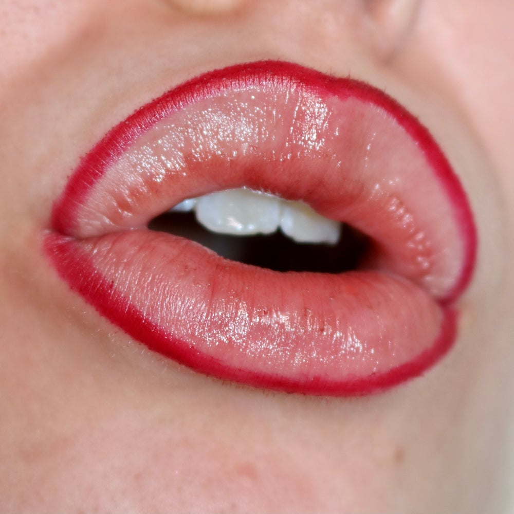 Image of 'Rouge' Luxe lip liner