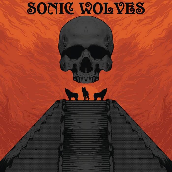 Sonic Wolves - S/T