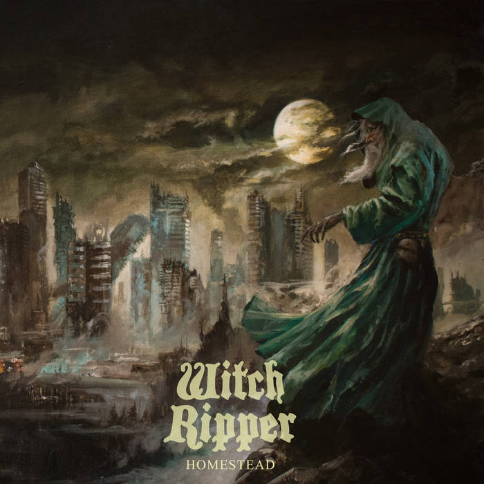 Witch Ripper - Homestead Repress Eye of Mordor Edition