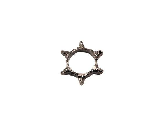 Image of Gunmetal Stone Age Ring