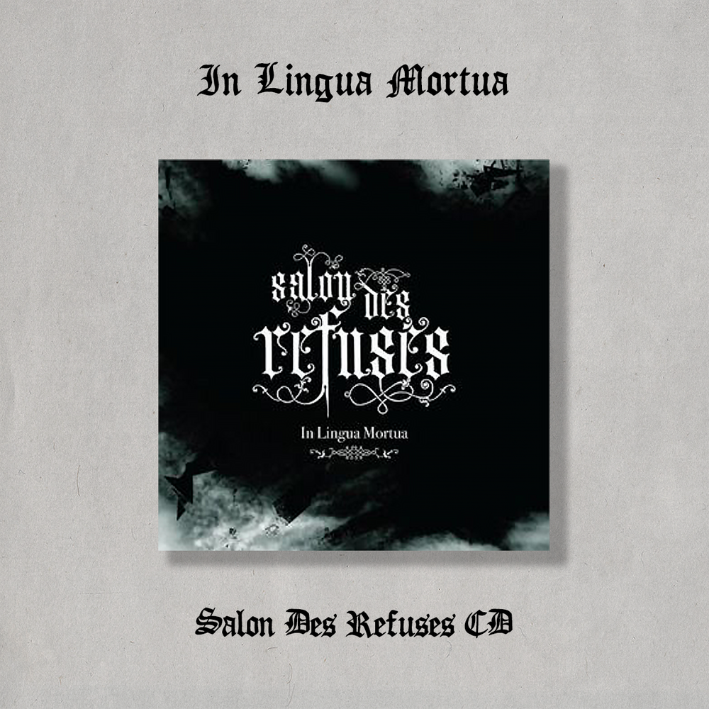 """Image of In Lingua Mortua """"Salon Des Refuses"""" CD"""
