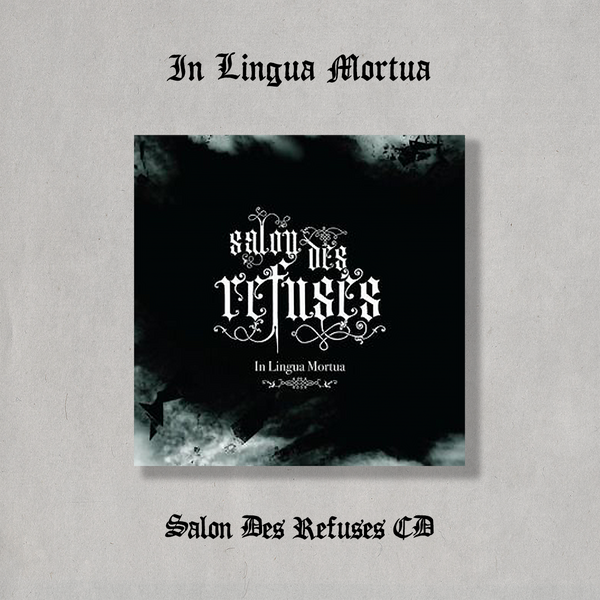 "Image of In Lingua Mortua ""Salon Des Refuses"" CD"