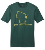 Image of GLR Green & Gold T-Shirt