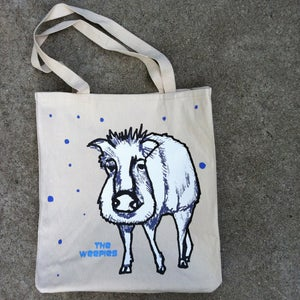 Image of Thrill Pig Tote Bag