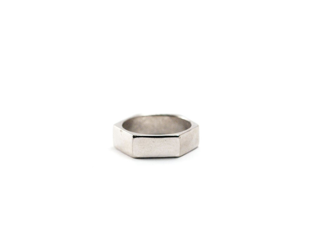 Image of Plated Nut Band