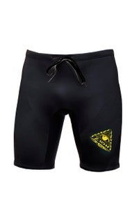 Image of CORELORD 2mm WETTY TRUNKS <BR> BLACK