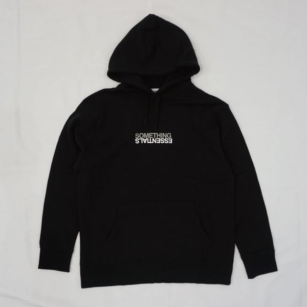 Image of SOMETHING ESSENTIALS HOODIE