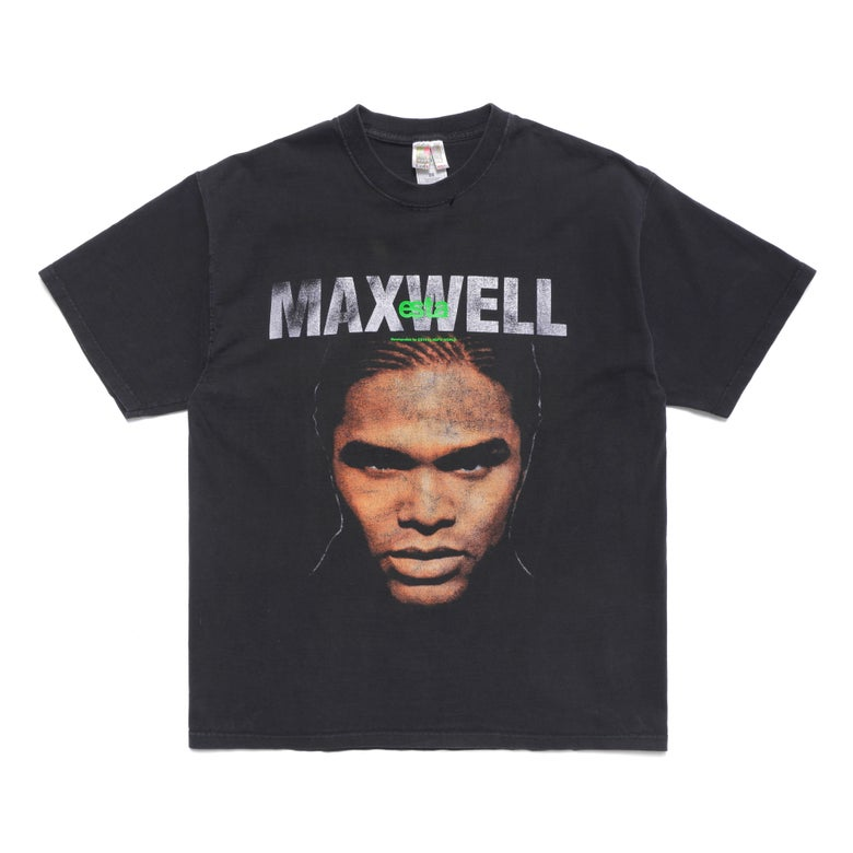 Image of ESTA VINTAGE T-SHIRT - MAXWELL
