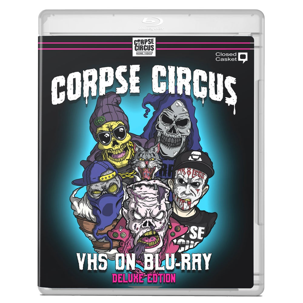 CC - VHS ON BLU-RAY - limited edition (Pre-Order)