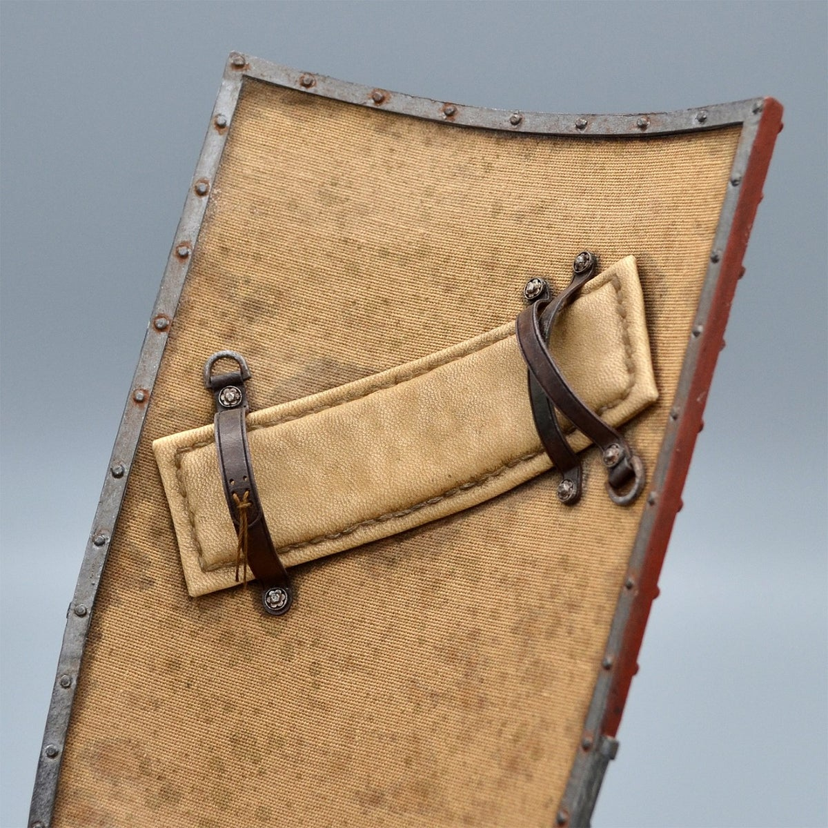 Image of Sir Richard's Shield miniature
