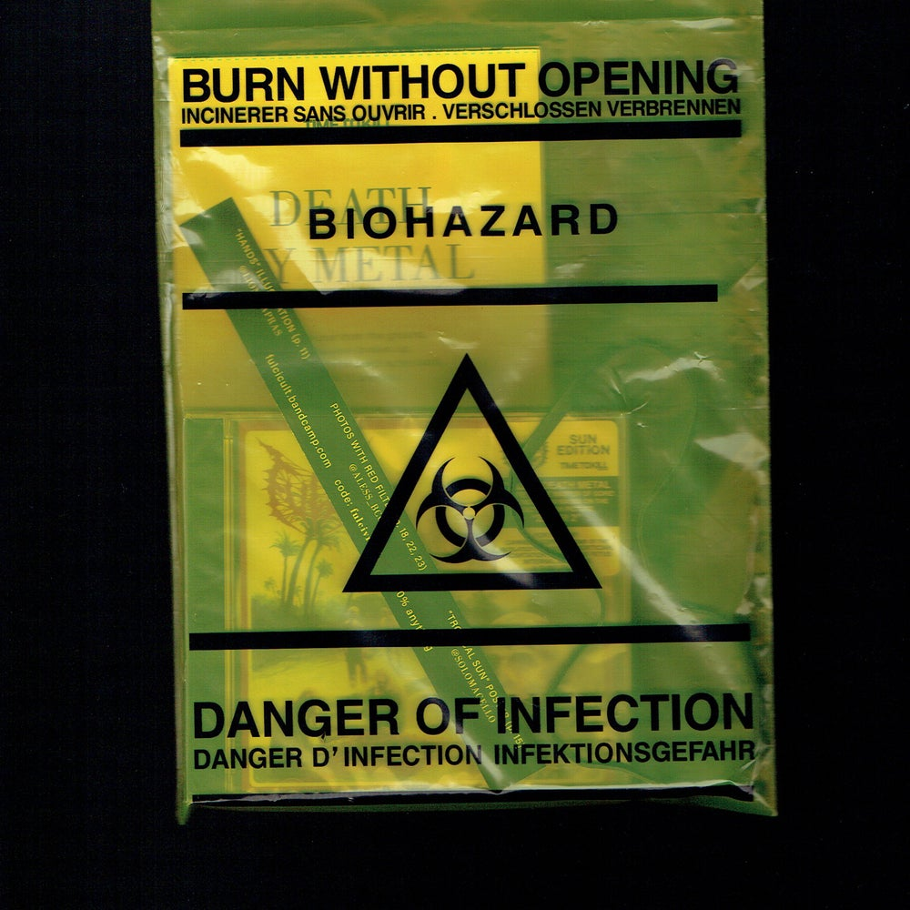 "FULCI ""Tropical Sun"" BIOHAZARD LIMITED EDITION"