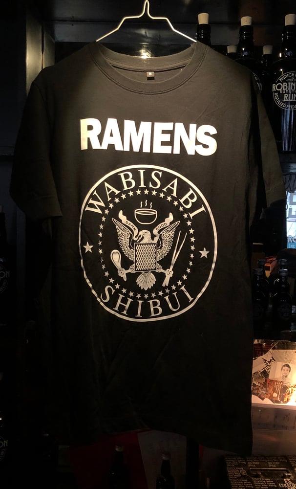 "Image of Wabisabi ""Ramens"" T-Shirt"