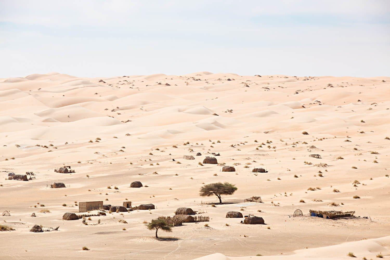 Image of Shelter - Mauritanie