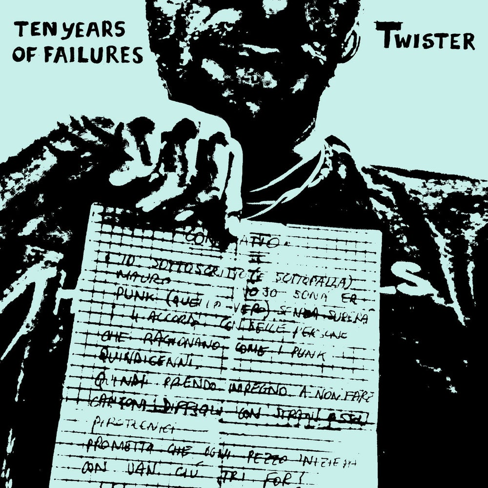 "Image of Twister - Ten Years Of Failures 7"" ep"
