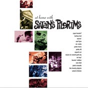 Image of LP. Satans Pilgrims : At Home With.   Re-edition of 1st album.