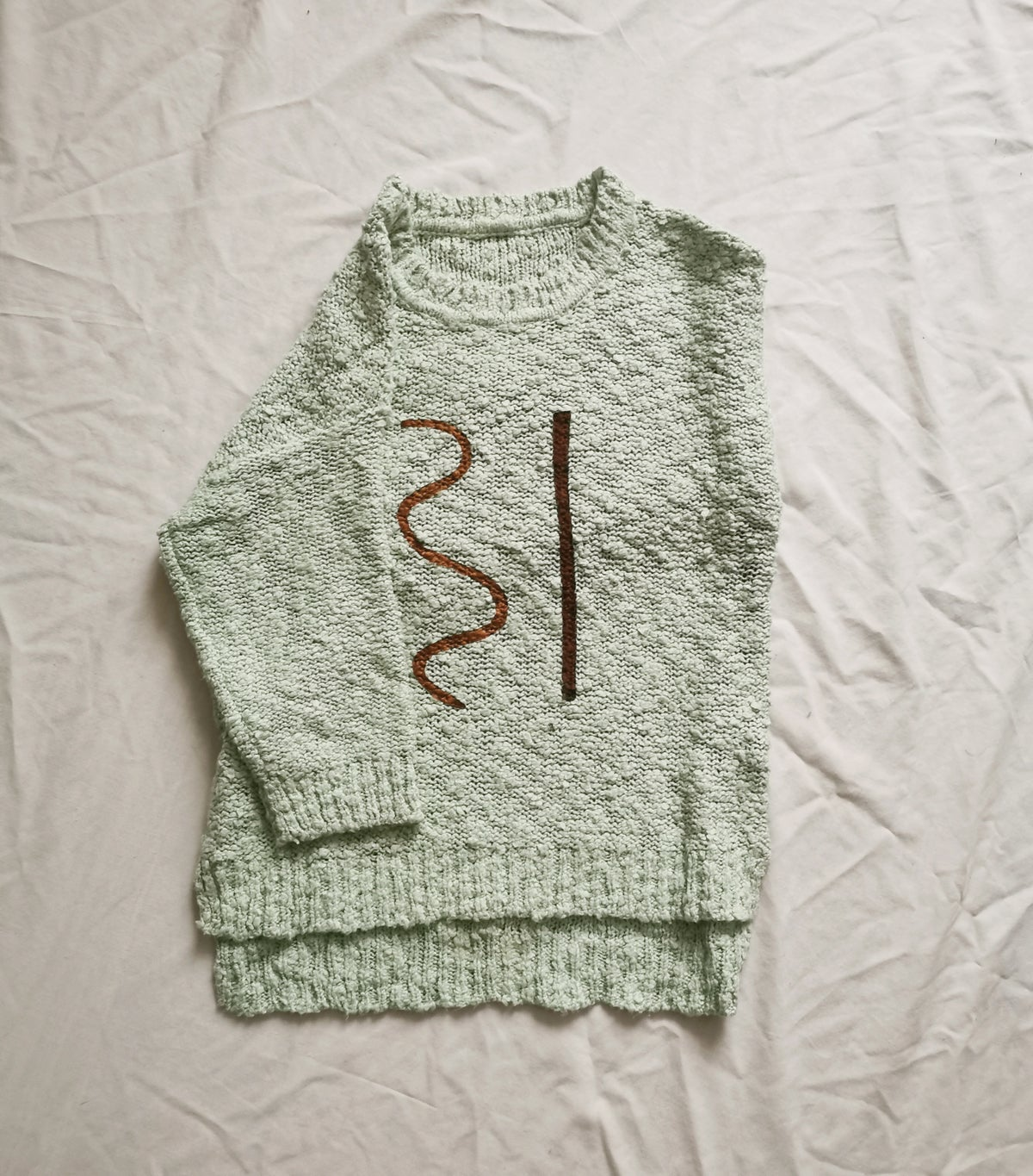 Image of bubba jumper