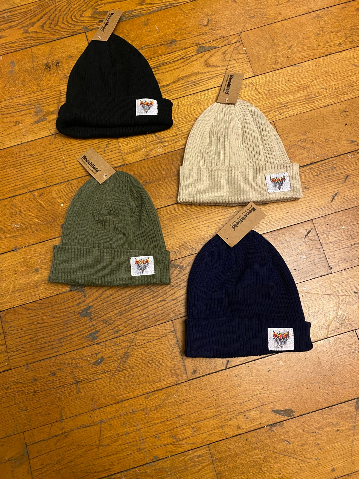 Image of Soft touch beanies