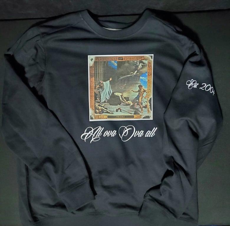 "Image of ""The Evils"" Sweatshirt"