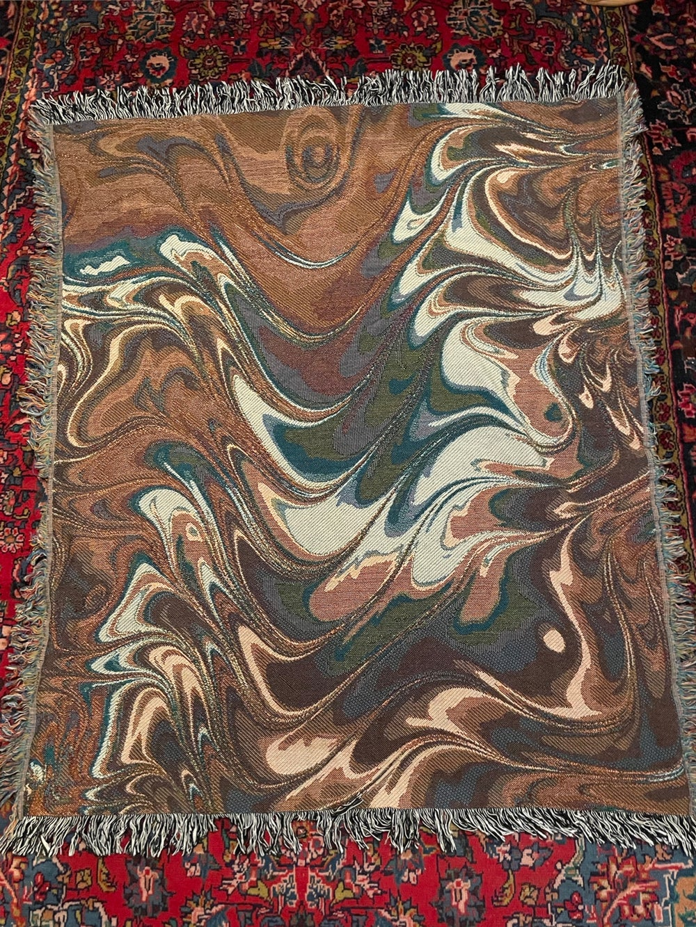 Woven Blanket #33