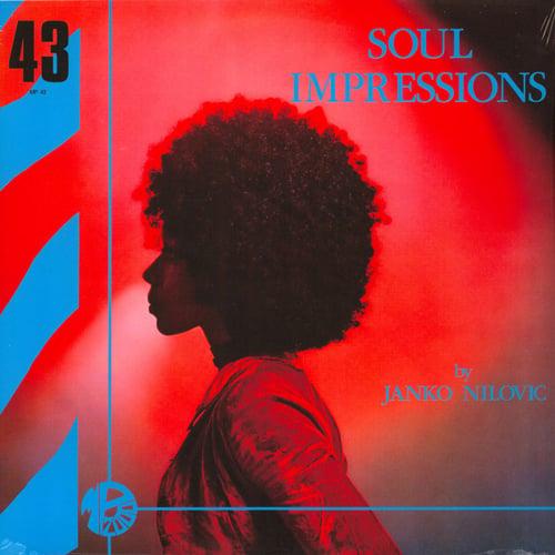 Image of Janko Nilovic-Soul Impressions LP, Underground Records,  UR 161