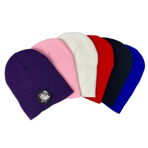 Image of Wine Kitty Beanie (6 Colors)