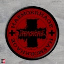 Haemorrhage Logo Printed Patch
