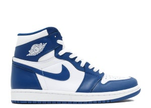 Image of AIR JORDAN 1 RETRO HIGH OG 'STORM BLUE'