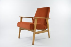 Image of Fauteuil FOX terracotta
