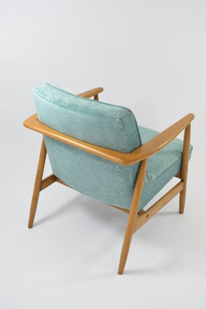 Image of Fauteuil Z canard clair