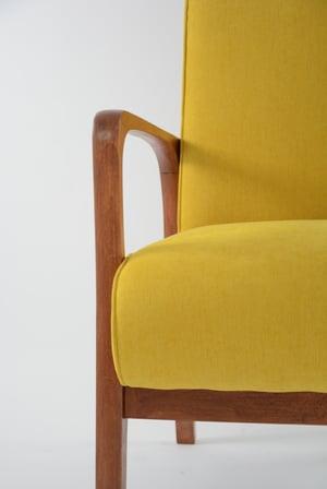 Image of Fauteuils KADR jaunes