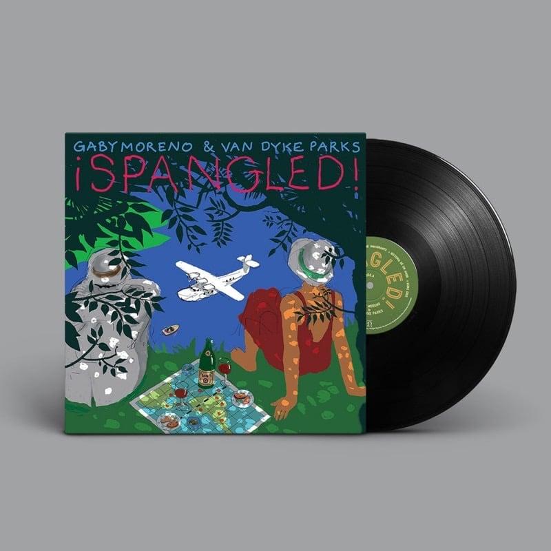 Image of Gaby Moreno - SPANGLED!- Vinyl