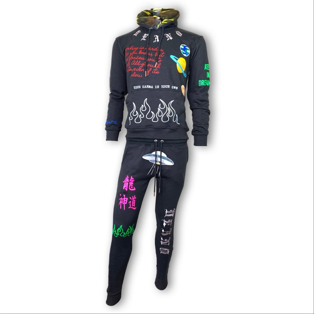 Image of MM02 Bad Space Sweatsuit