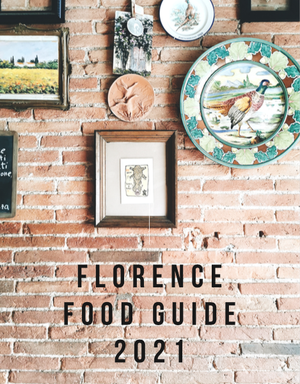 Image of Florence Food Guide 2021