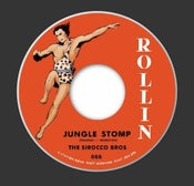 "Image of 7"". Sirocco Bros : Jungle Stomp / Haunted Guitar."