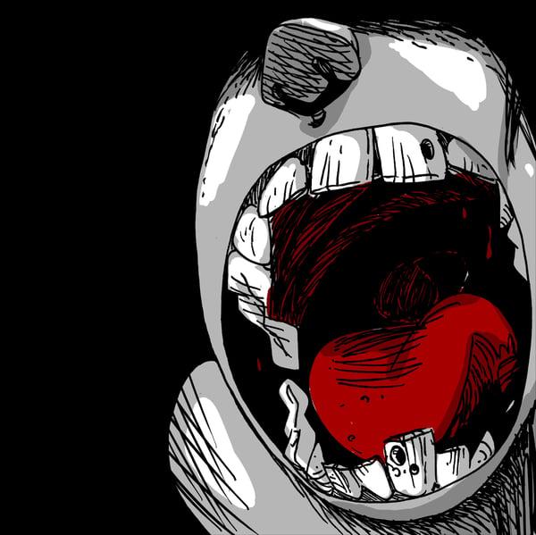 "Image of Malasuerte Fi★Sud - ""13 Inpresa Diretta"" - VINYL LTD ED. [VINYL PRE-ORDER]"