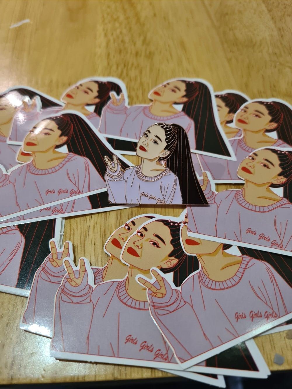 Ariana Grande - Limited Edition Pin badge