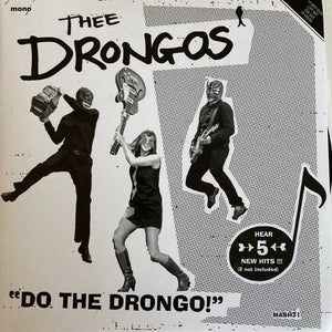 """Image of 7"""". Thee Drongos : Do The Drongo + 2."""